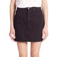 rag & bone/JEAN The Denim Mini Skirt