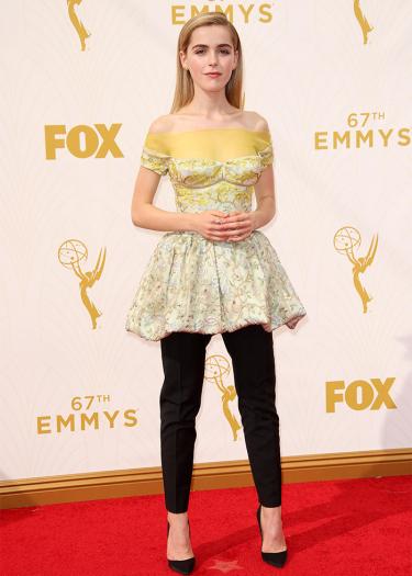 67th Primetime Emmy Awards, Arrivals, Los Angeles, America - 20 Sep 2015